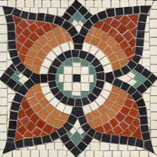 Jo letchford mosaics mosaic kits for Roman mosaic templates for kids